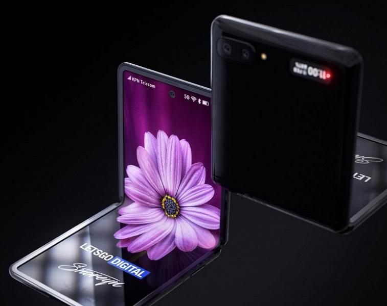 Так вот ты какой, Samsung Galaxy Z Flip. Качественные изображения, видео и куча подробностей о главном конкуренте Motorola Razr