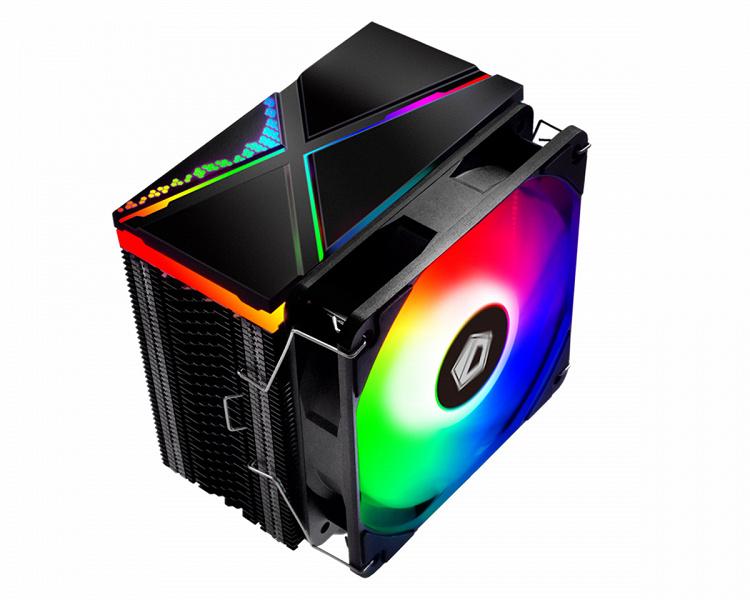 Ассортимент ID-Сooling пополнила процессорная система охлаждения SE-234-ARGB