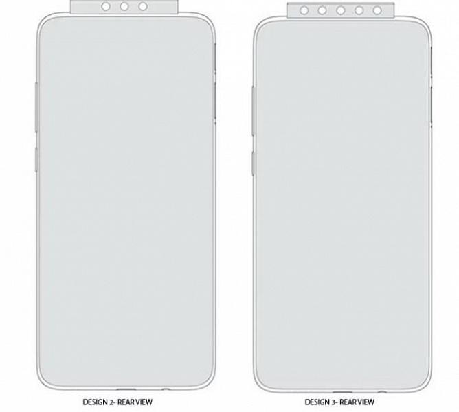 Xiaomi может выпустить смартфон с фронтальной пентакамерой
