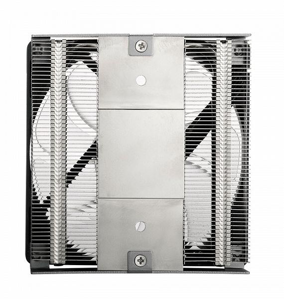 Высота процессорной системы охлаждения Cooler Master MasterAir G200P составляет всего 39,4 мм