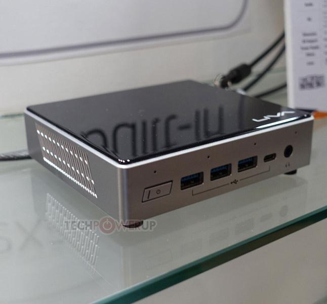 Мини-ПК серии ECS Liva Z3 Plus построены на процессоре Intel Core i7 10-го поколения (Comet Lake-U)