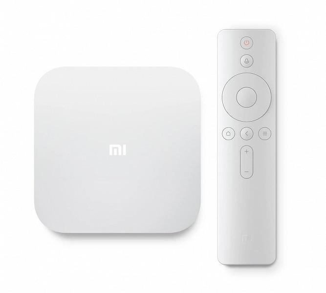 Новенькая телеприставка Xiaomi Mi Box 4S Pro с поддержкой 8K доступна международно