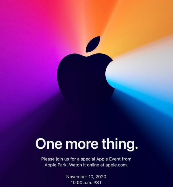 Коли буде нова презентація Apple