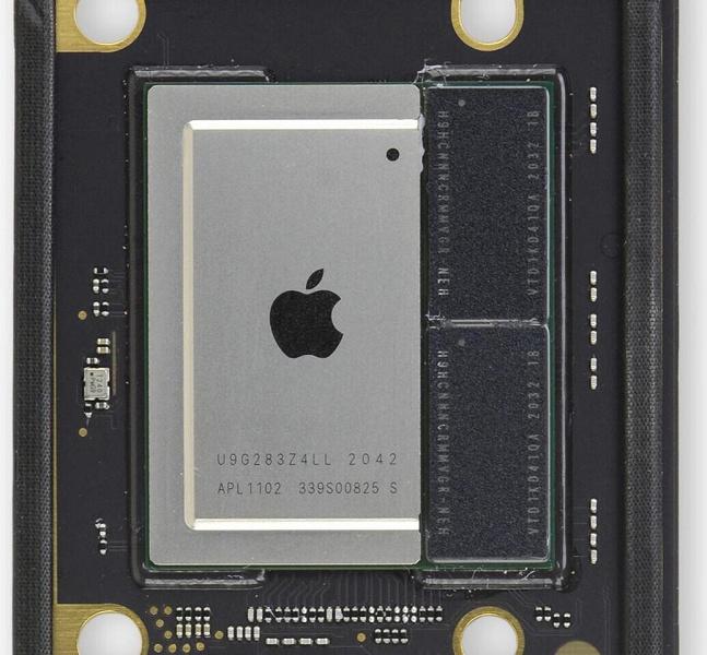 Появились первые сведения о SoC Apple M1X