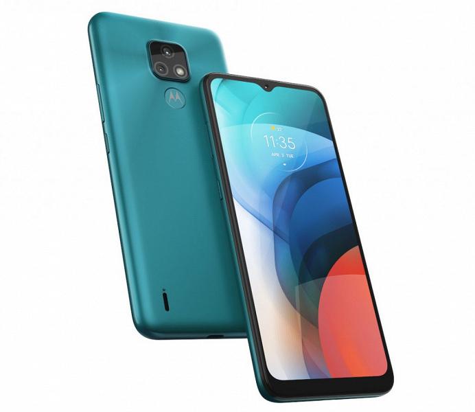 Представлен самый доступный смартфон Motorola 2020 года
