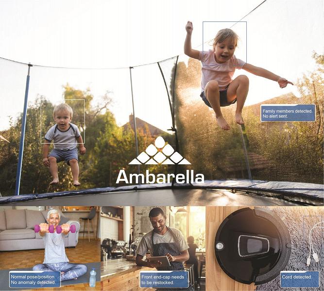 Однокристальная система Ambarella CV28M предназначена для умных камер