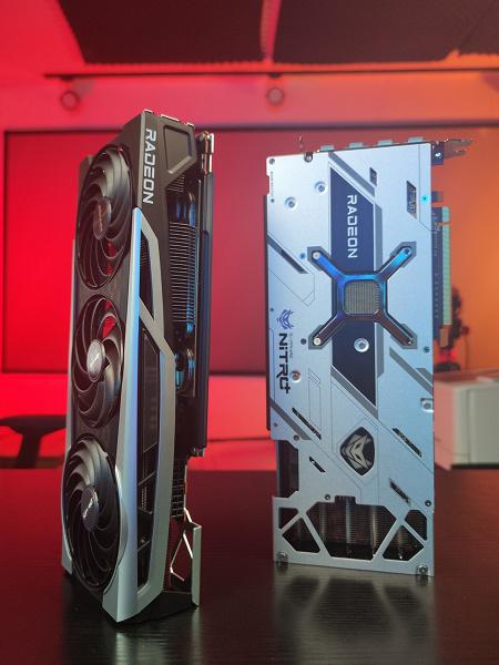 Эти видеокарты захотят себе очень многие. Качественные фотографии Sapphire Nitro+ RadeonRX 6800 и RX 6800 XT