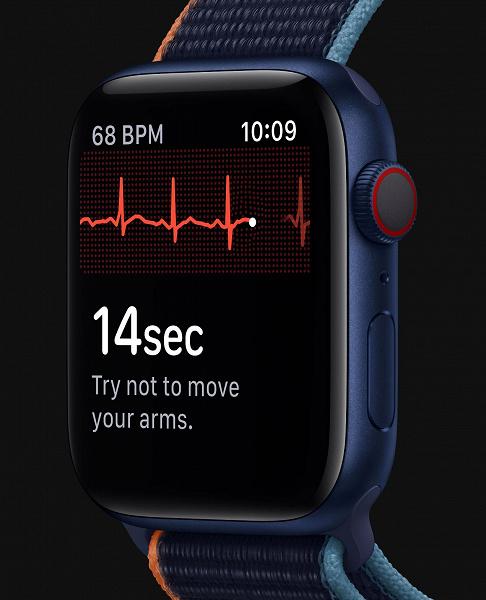 Apple Watch станут другими. Apple изменит форм-фактор своих умных часов