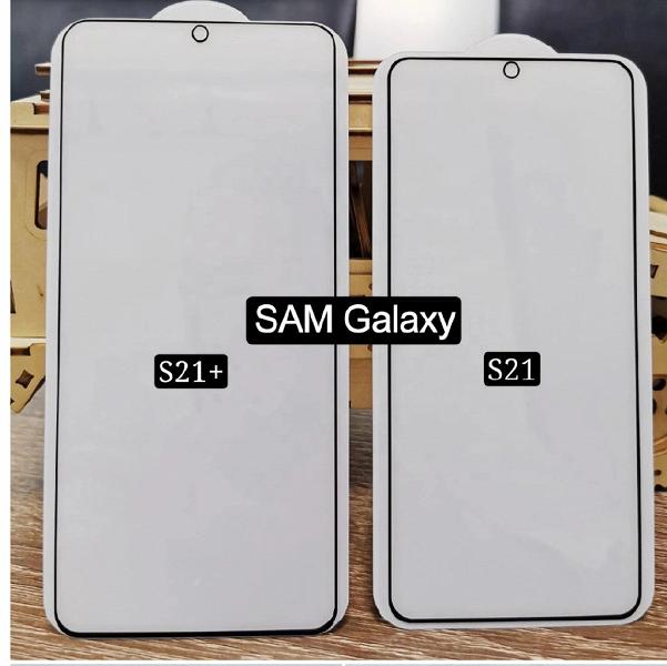 Фото подтверждает плоские экраны в Samsung Galaxy S21 и S21+