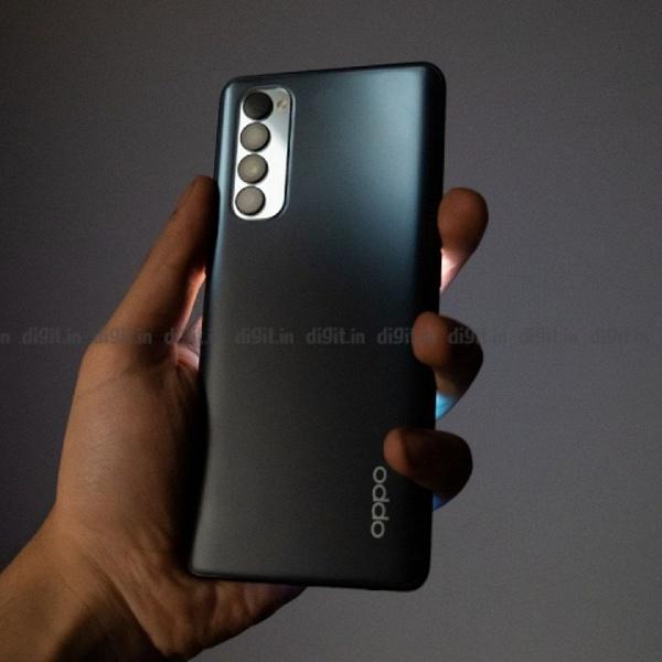 Oppo Reno5 получит Android 11 и 65-ваттную зарядку