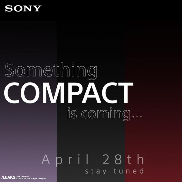 Новый Sony Xperia Compact выйдет в апреле