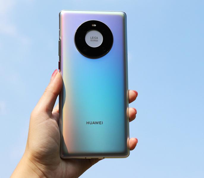 Долгожданный Huawei Mate 40 раскупили за минуту