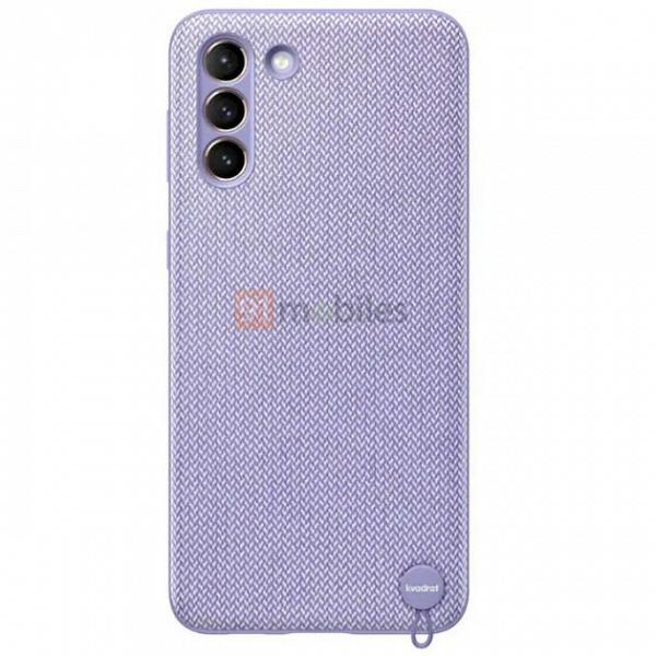 Европейские цены Samsung Galaxy S21, S21+ и S21 Ultra, а также первое изображение чехла Kvadrat