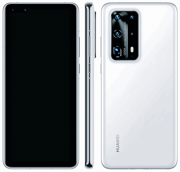 Вот такой оказалась королевская камера Huawei P40 Pro