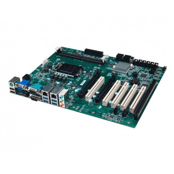 На системной плате Spectra MS-98L9 V2.0 есть слоты расширения PCIe, PCI и даже ISA