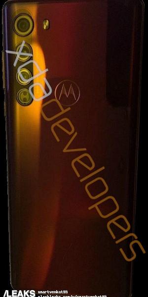 Таким оказался новый флагман Motorola