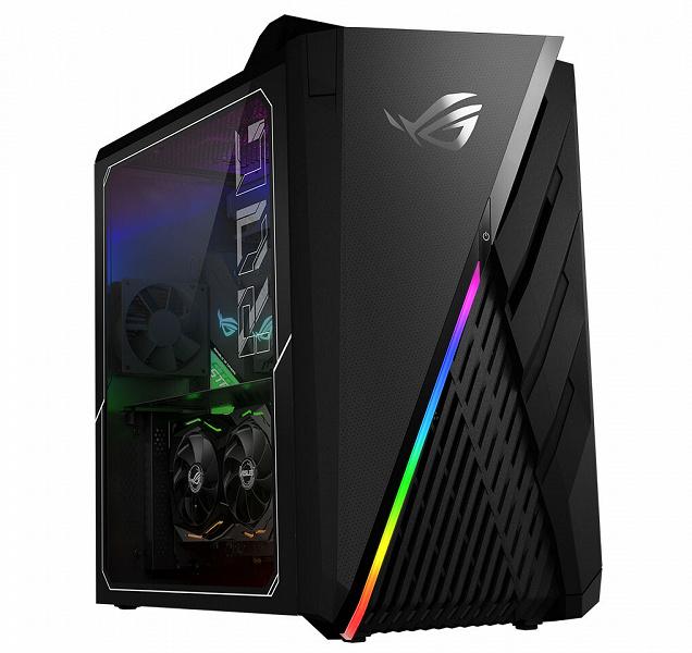 Игровой компьютер Asus ROG Strix GA35-G35DX построен на процессоре AMD Ryzen 9 3950X с СЖО