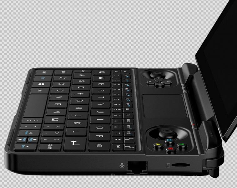 Геймерский восьмидюймовый ноутбук с дополнительными манипуляторами и CPU Core i5-1035G7. Все параметры GPD Win Max известны