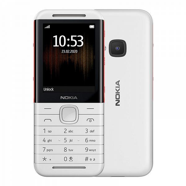 Переиздание легендарного музыкального телефона Nokia 5310 добралось до России