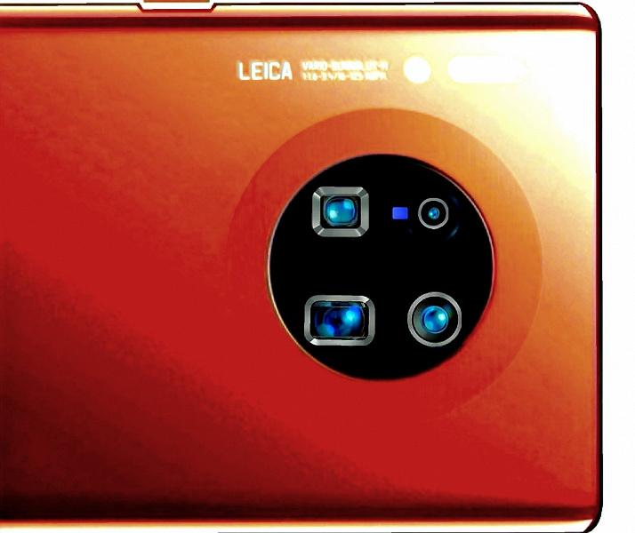 Первый взгляд на камеру Huawei Mate 40 Pro от авторитетного источника