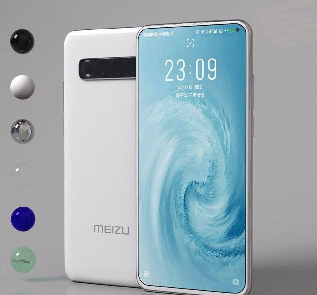 Сегодняшний анонс Meizu 17 5G разочаровал пользователей. Meizu назвала дату презентации