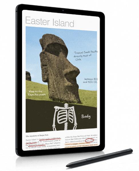 Цена тонкого, лёгкого и металлического планшета Samsung со стилусом больше не секрет. Сразу для России
