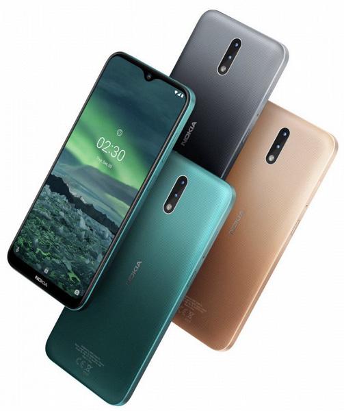 Лидер Android-обновлений улучшил ПО Nokia 2.3
