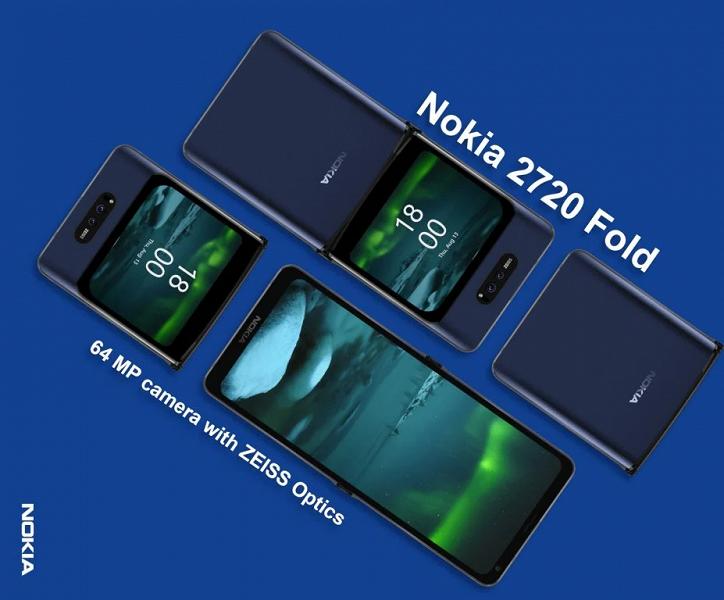 Хотели гибкую Nokia? Смартфон готовится к выходу