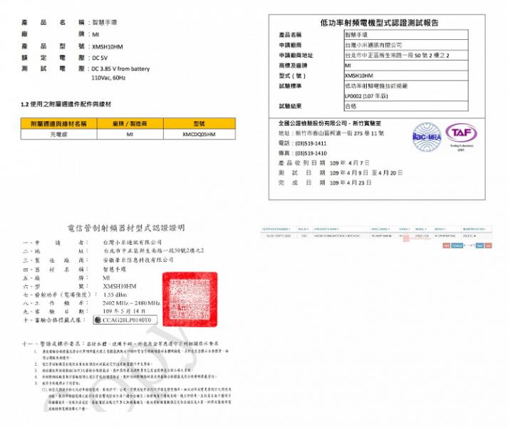 Выпуск Xiaomi Mi Band 5 и Mi Band 4C уже просто неизбежен