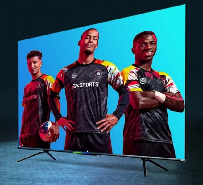 Недорогой игровой телевизор Hisense E75 c 4K, HDR 10 и 120 Гц поступил в продажу в Китае