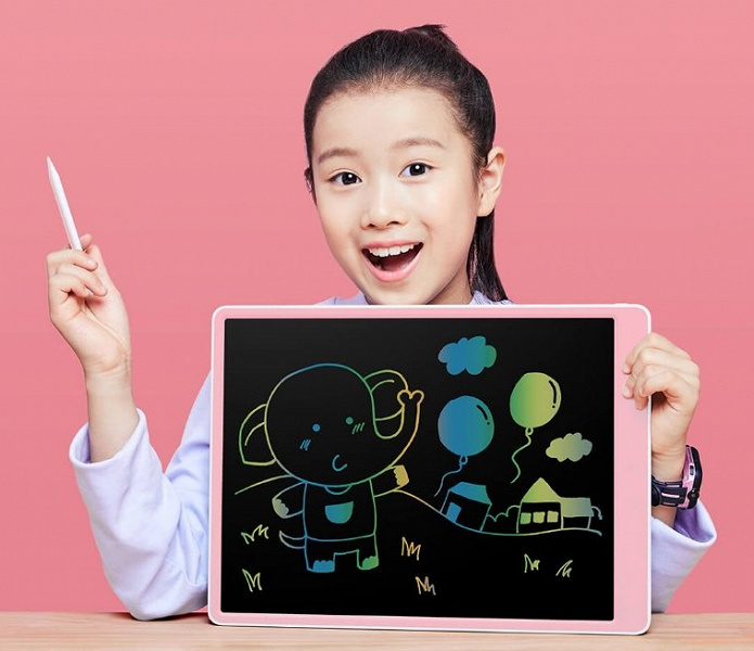 На площадке Xiaomi Youpin появился 16-дюймовый планшет за 28 долларов. Но это не то, о чём можно подумать