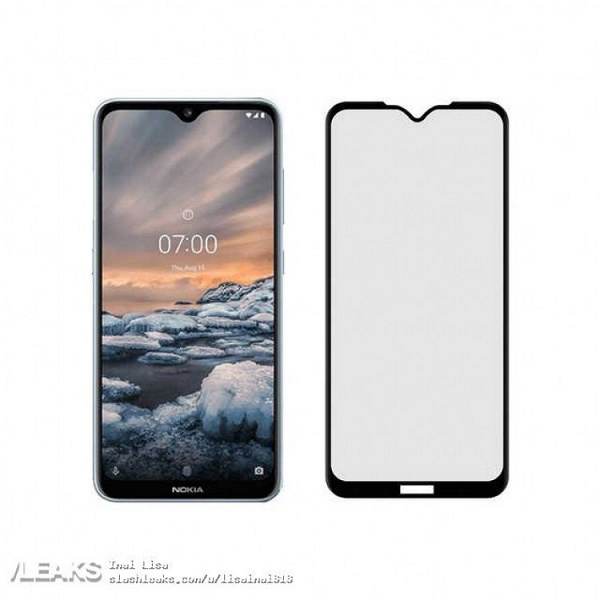 Первое изображение Nokia 7.3