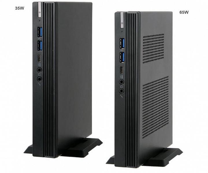 Наборы для сборки мини-ПК ECS SF110 Q470 поддерживают процессоры Intel Core 10-го поколения (Comet Lake)