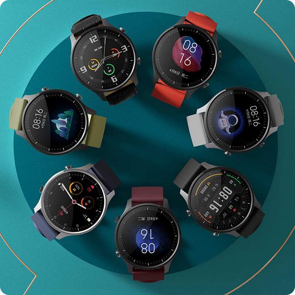 Xiaomi выпустит умные часы Mi Watch Color за пределы Китая совсем скоро