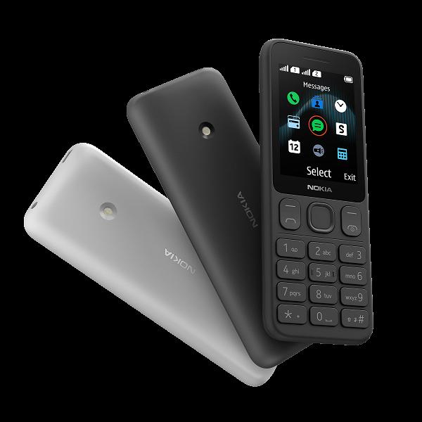 Стартовали продажи Nokia 125 и Nokia 150 в России