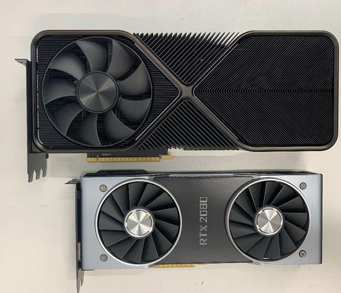 Подтверждены имена видеокарт Nvidia нового поколения. Как минимум от GeForce RTX 3060 до RTX 3090