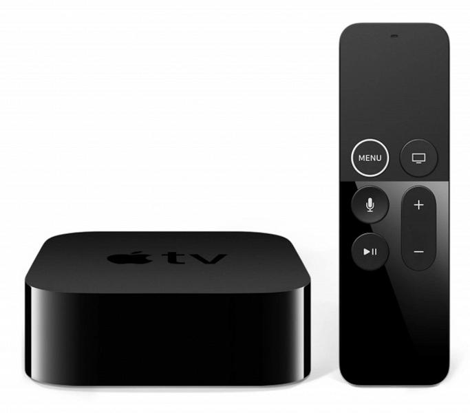 Новая приставка Apple TV получит быстрый процессор и функцию поиска пульта