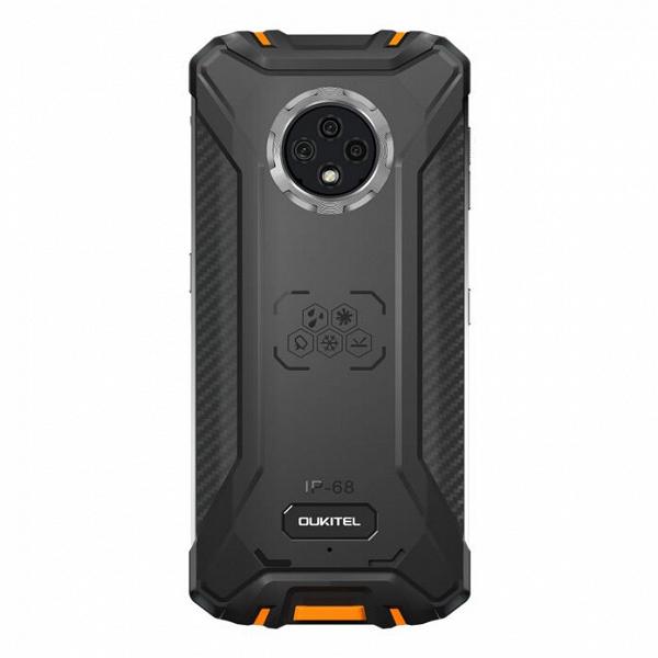 Oukitel показала тонкий защищенный смартфон