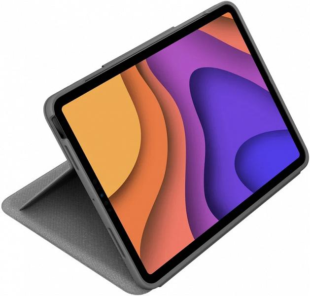 Logitech представила чехол-клавиатуру для нового iPad Air