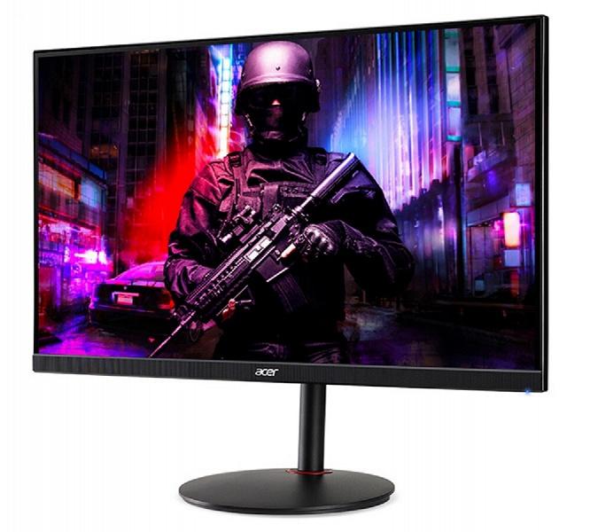 Игровой монитор Acer XV282K KV оснащен интерфейсом HDMI 2.1 и поддерживает частоту обновления 144 Гц