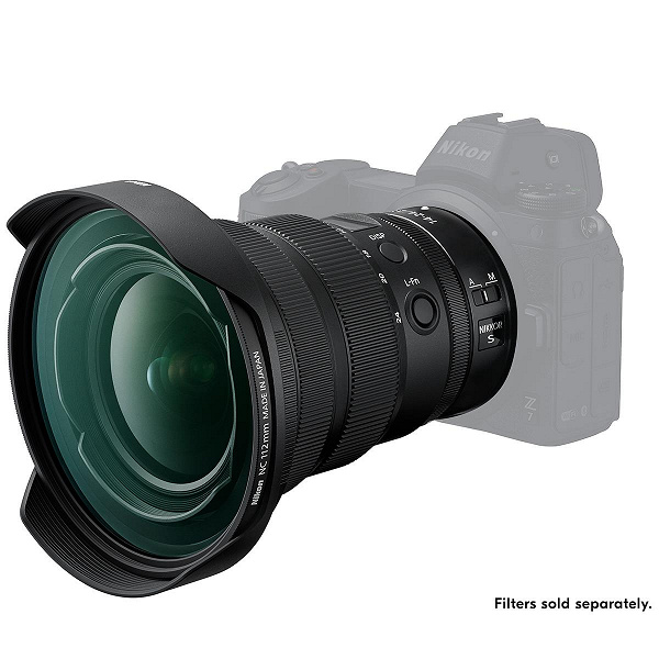 Представлен объектив Nikkor Z 14-24mm f/2.8 S