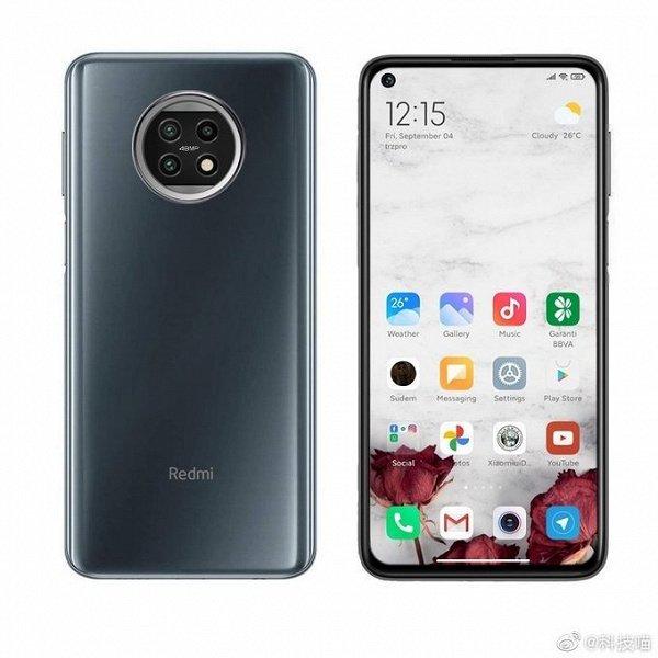 Redmi Note 10 выйдет за пределами Китая под названием Xiaomi Mi 10 Lite