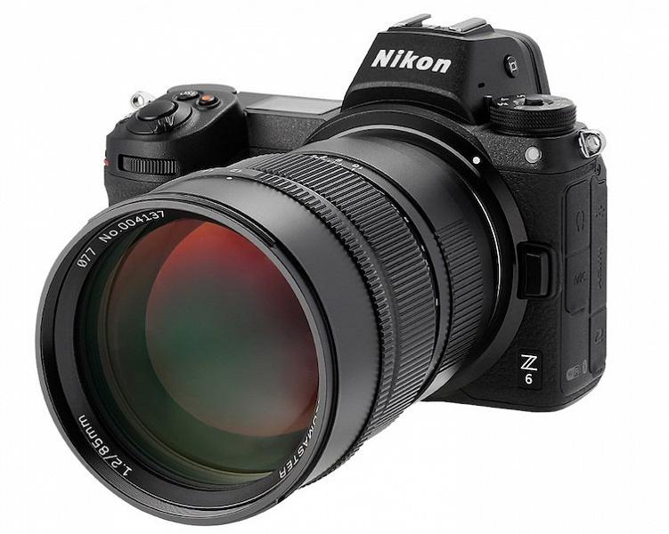 Объектив Mitakon Speedmaster 85mm f/1.2 теперь доступен в вариантах с креплениями Nikon Z и Canon RF