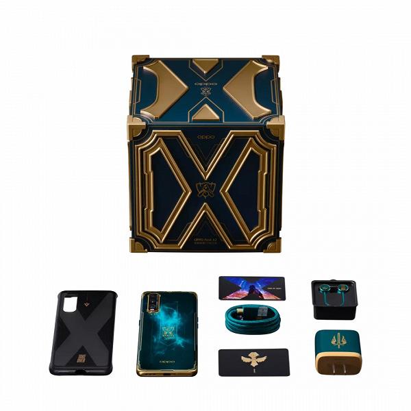 Вы любите League of Legends? Тогда смартфон Oppo Find X2 League of Legends S10 Limited Edition может вам приглянуться