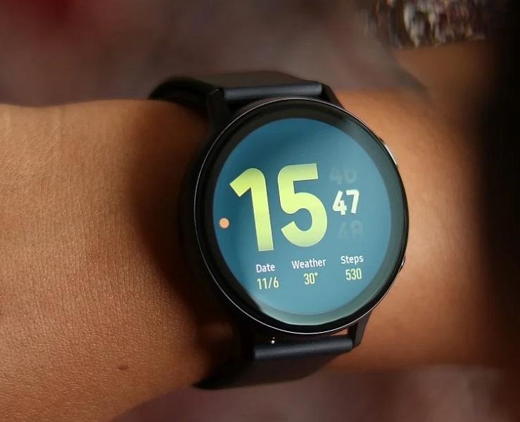 Старые часы Samsung позаимствовали ещё одно новшество Galaxy Watch 3