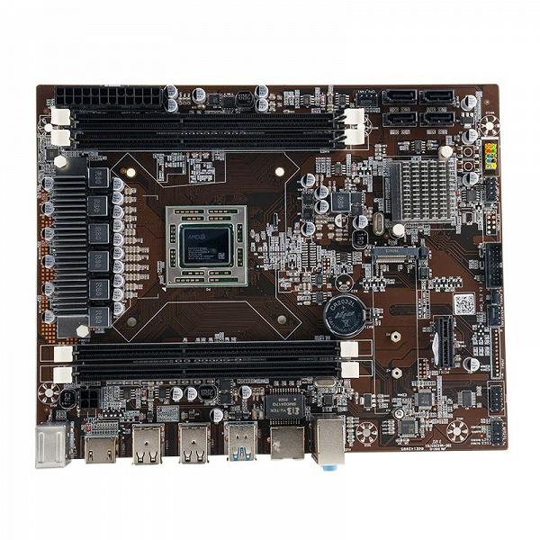 Собрать ПК на процессоре от консоли Xbox One — это реально. Системная плата с APU AMD A9-9820 продаётся в Китае