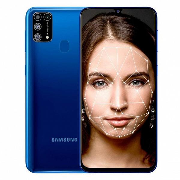 Samsung Galaxy M31 Prime с гигантским аккумулятором рассекречен