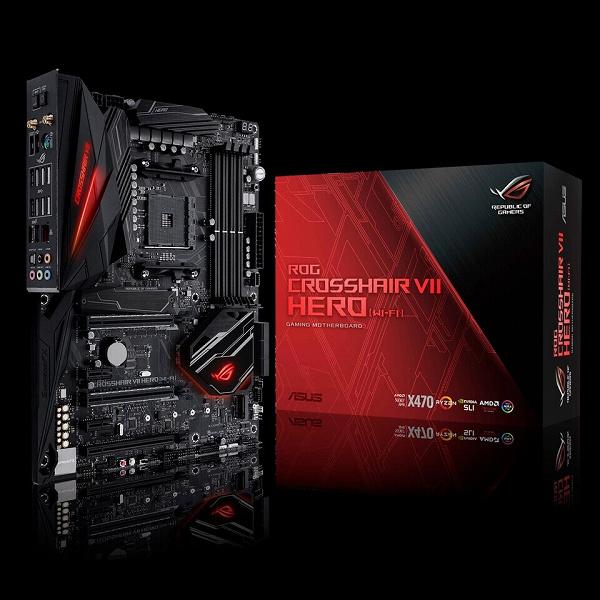 Asus обещает выпустить обновление BIOS для плат на чипсетах X470 и B450, обеспечивающее поддержку процессоров серии AMD Ryzen 5000
