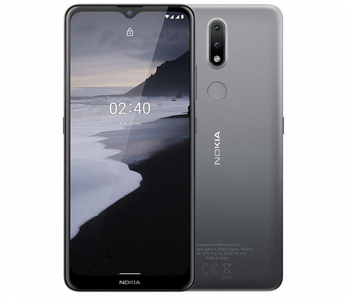 Сейчас чистый Android 10, но обещан Android 12. Стартовали продажи Nokia 2.4 в России