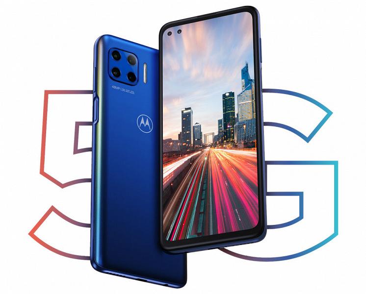 Motorola «Киев» — более доступная версия Moto G 5G Plus